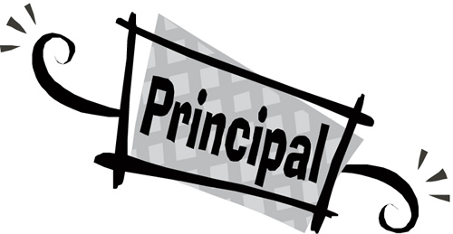 principal sign 