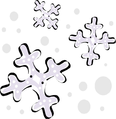 Blizzard Bag Snowflake