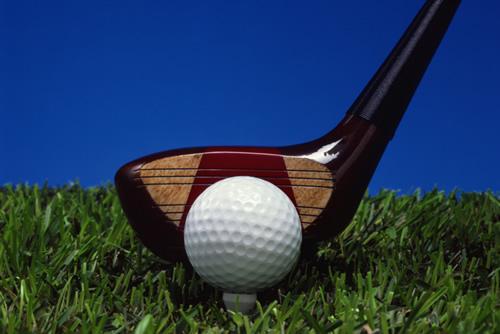 Golf team home