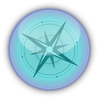 compass graphic