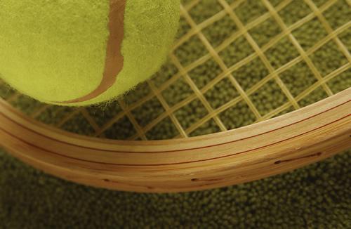 racket & ball