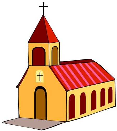 free clip art church images - photo #38