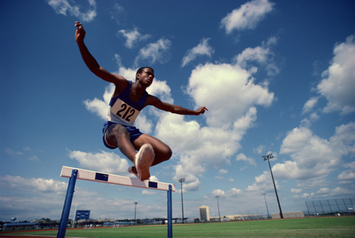 Getting over hurdles