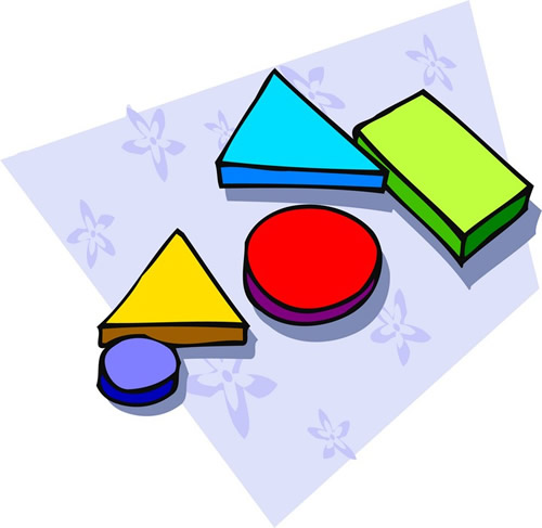 pattern blocks for tessellations