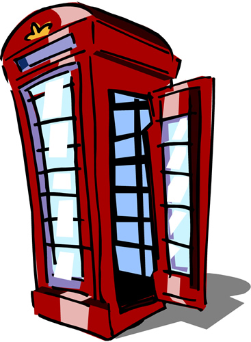 Image of phone booth