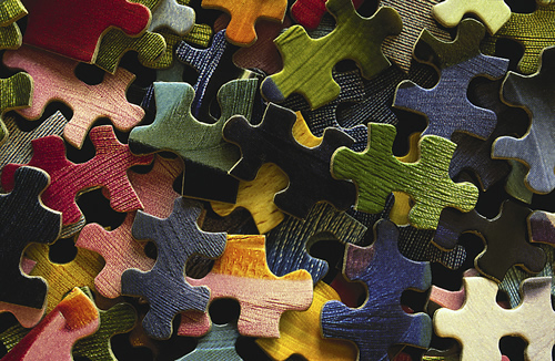Online learning can be puzzling the first time