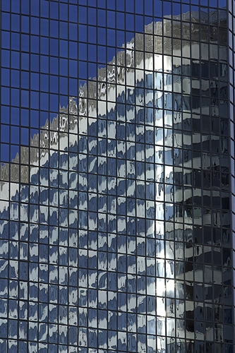 up, pattern, architectural, crosswise, close, blue, office, reflection, france, abstract, industry, structure, grid, urban, surface, skyskraper, feature, business, building, shiny, window, environment, full, wall, tower, windows, shape, frame, architecture, curve, glass