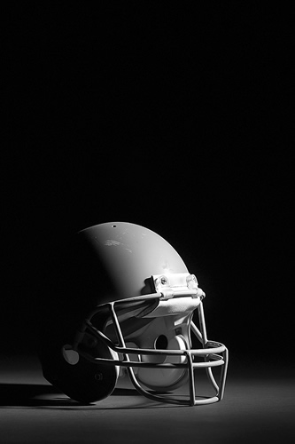 footbal helmet